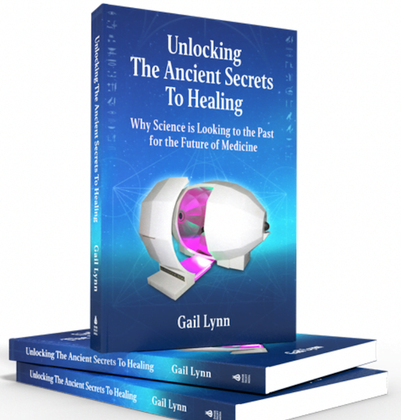 Image of the book, Unlocking The Ancient Secrets to Healing